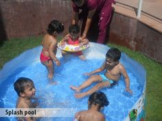 MapleBear one of the top Pre nursery and play school in Gurgaon. Nursery school admission opens for session 2013-2014. Contact now to enroll your child in best preschool for quality and better education platform. To know more visit at www.maplebeargurgaon.com or call at 0124 - 4238477