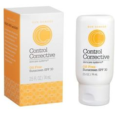 Control Corrective Oil-Free Sunscreen Lotion SPF 30, 2.5 Ounce * Click image to review more details. (This is an affiliate link) #PersonalCare