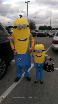 The Minion Family with Scarlett Overkill