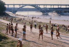 Moskau 1979 in Farbe