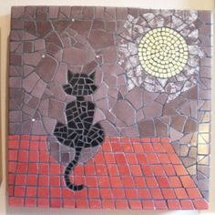 Wow!  This is really cool!.  Me and my neighbor, Mrs. Van Ormer are making a cat sort of like this kitty cat and ours looks good so far