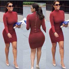 Savvy Bodycon Dress