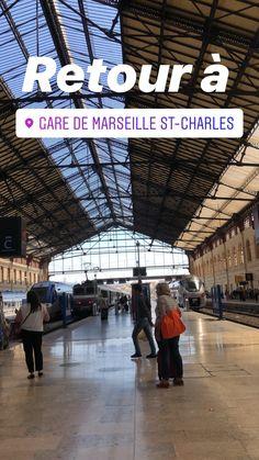 Marseille gare saint Charles
