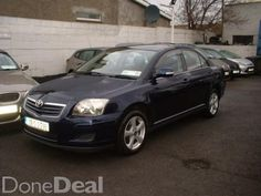 Discover All New & Used Cars For Sale in Ireland on DoneDeal. Buy & Sell on Ireland's Largest Cars Marketplace. Now with Car Finance from Trusted Dealers. Toyota Avensis, Car Finance, New And Used Cars, Cars For Sale, Ireland, Vehicles, Cars For Sell, Car, Irish