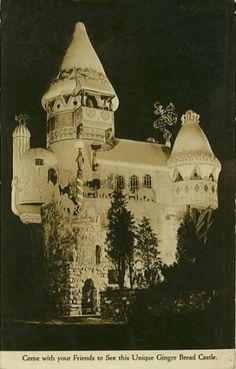 Ginger Bread Castle