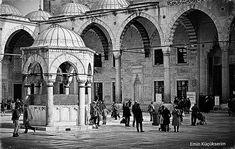Sultanahmet camii. Blue Mosque. İstanbul. Turkey. Fotograf: Emin Küçükserim