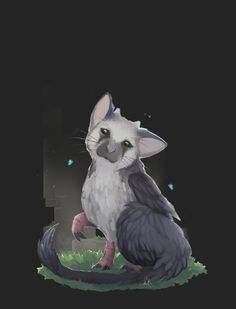 Fluffy Trico by Cirath.deviantart.com on @DeviantArt