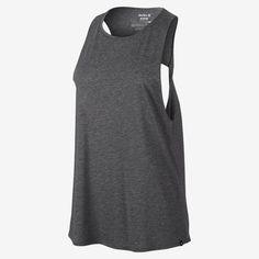 Hurley Staple Dri-FIT Biker Women's Tank Top. Nike.com