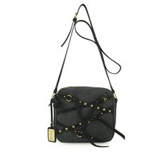 4/6/2012  Price: $29.99  + FREE SHIPPING Buffalo by David Bitton Equine Fantasy Series Anne Cross Body Handbag in Black