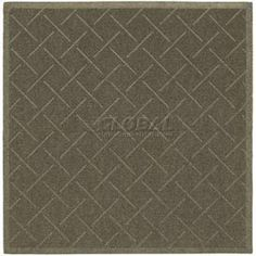 Enviro Plus Eco Entrance Mat Diamondweave 23x35 Khaki by THE ANDERSEN COMPANY. $20.95. ENVIRO PLUS DIAMOND WEAVE ENTRANCE MATS Enviro Plus entrance wiper mats are made with post-consumer recycled materials to provide an excellent economical solution for entrances and floor protection. Entrance mats help wipe off moisture and finer dirt particles while providing protection to floor surfaces. Diamond weave entrance mats are ideal for spill control and floor prot...