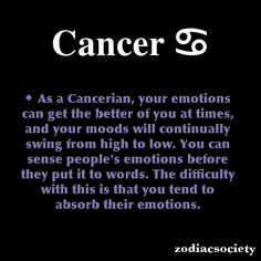 What Is A Cancer Zodiac Sign Mean