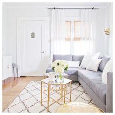 Cómo hacer que una habitación se vea más grande http://bujaren.com/como-hacer-que-una-habitacion-se-vea-mas-grande/