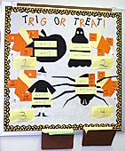 Interactive Bulletin Boards - secondary math