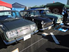 Toyota Corona - 2013 Jcca New Year Meeting- love them
