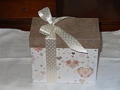 #diy#boite cadeau#gift box#