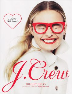 J. Crew Holiday Catalog