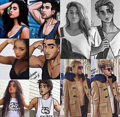 Fifth Harmony in male version Harmony Art, Fith Harmony, Ally Brooke, Fifth Harmony Camren, Camila And Lauren, Yuri, Girl Bands, Celebs, Celebrities