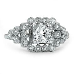 If I could pick a second wedding ring, this would be the one, hands-down, just beautiful!