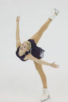 Gracie Gold Photos - 2015 Shanghai World Figure Skating Championships - Day 5 - Zimbio