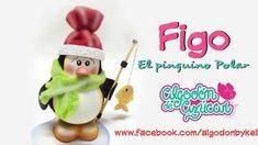 DIY. Pinguinito navideño en goma e.v.a