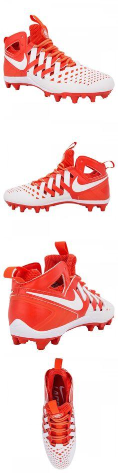 c3c35e2dac225 Footwear 159154  Nike Huarache V Lax Team Orange Men S Lacrosse Cleats 10  (New
