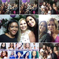 Ontem participei do Encontro de Blogueiras. Foi...   GAROTA EMPREENDE
