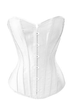 Chicastic Sexy White Satin Corset Lace Up Bustier With Strong Boning - Small Chicastic,http://www.amazon.com/dp/B00AIXQQIO/ref=cm_sw_r_pi_dp_PLJdsb0SA0VRY907