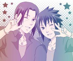 Sasuke Itachi Uchiha Deidara Akatsuki, Naruto Y Boruto, Naruto Sasuke Sakura, Itachi Uchiha, Anime Naruto, Anime Manga, Sasunaru, Naruto Team 7, Naruto Fan Art