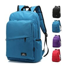 Canvas Outdoor Sports Computer Bag Laptop Backpack 45*31cm For MacBook/Lenovo/Asus/ Acer/ HP/Xiaomi Air Laptop Price: USD 36.85 | United States