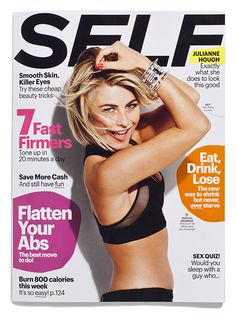 SELF magazine has relaunched with an energetic new design by Luke Hayman.