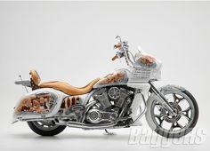 http://www.baggersmag.com/kawasaki-vaquero-pale-horse?src=SOC