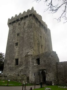 Dream vacation #1: Ireland.  I have 3 Irish grandparents and going there would be a dream come true.  I would love to experience that with my parents.  One day, I will kiss that Blarney stone!