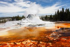 Yellowstone National Park - World Heritage Routes Travel