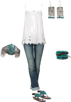 Everyday 3, created by haley-anderson-1 on Polyvore