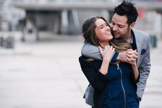 City Chic Engagement Shoot in Denver