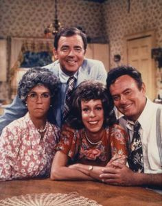 """Mama's Family"" - ""The Carol Burnett Show"" Harvey Korman, Carol Burnett, Family Tv, Comedy Tv, Vintage Tv, Vintage Style, Old Tv Shows, Classic Tv, Funny People"
