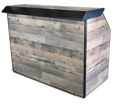 Increase Sales With More Bar Space. Browse Our Portable Bars With ...
