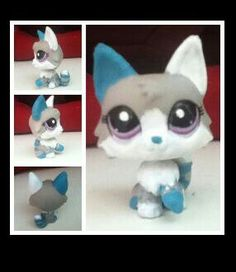 Lps: Cat. is it just me or does this look more like a husky than a cat?