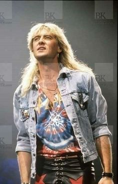 Joe Elliot One of the best 80's Rock Bands  Def Leppard