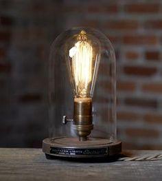 Belle Jar Table Lamp