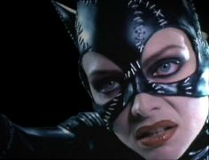 BEST Catwoman. Michelle Pfeifer as Selena Kyle