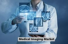 The global medical imaging market size is expected to reach USD 28.83 billion by 2027, according to a new report published by Radiant Insights, Inc. It is projected to register a CAGR of 4.0% during the forecast period. Increasing demand for advanced diagnostic systems in developing countries and rising collaborations among market players are the factors driving the growth.