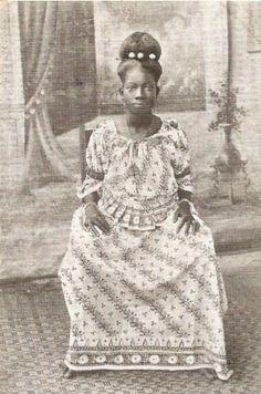 Nzema women, Ivory Coast