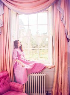 Harpers Bazaar UK April 2016 Vittoria Ceretti by Ellen Von Unwerth