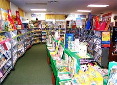 This was my favorite day of the school year. Who remembers the Scholastic Book Fair.