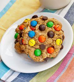 My Favorite Monster Cookies recipe