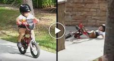Menino De 3 Anos Cai De Bicicleta Mas Em Vez De Chorar Levanta-Se e Pede Ao Pai Para Rever As Imagens http://www.funco.biz/menino-3-anos-cai-bicicleta-vez-chorar-levanta-pede-ao-pai-rever-as-imagens/
