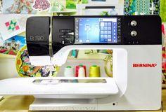 BERNINA TIPS: the BERNINA Creative Consultant #bernina #sewing