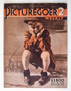 Picturegoer weekly 10 October 1931 - The Bill Douglas Cinema Museum
