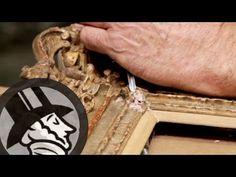 A visit with Mecelo Bavara, a framer maker in Brooklyn - Making Money - ...